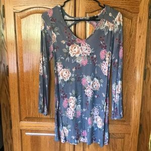 NWOT Bebop Mini Dress Size Small